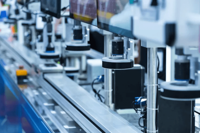 Manufacturing: Electronics