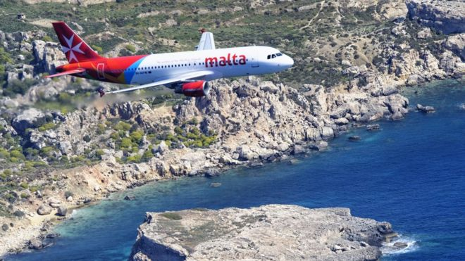 Air Malta Success Story