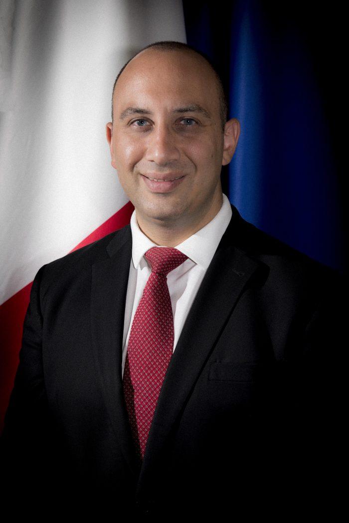 Ambassador Andre Spiteri